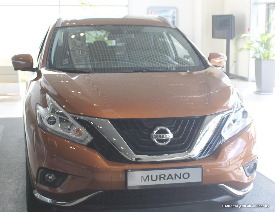 Nissan Murano Mid V6 3.5 4WD