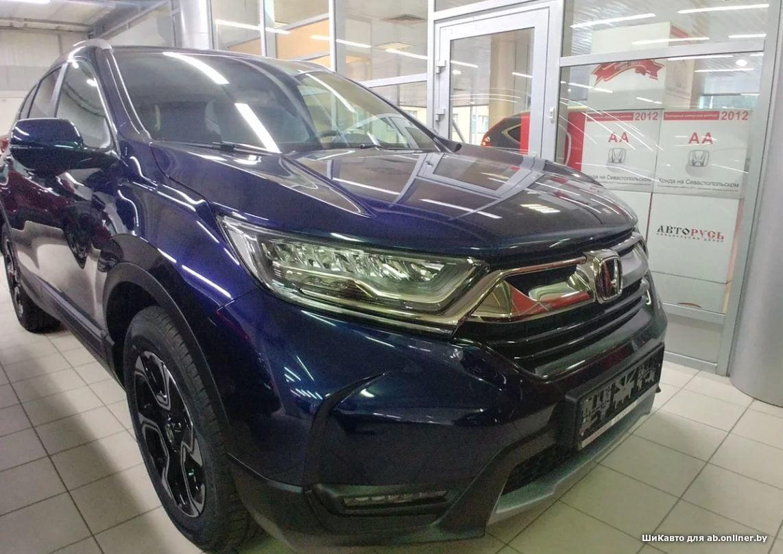 Honda CR-V V 2.4 LIFESTYLE CVT