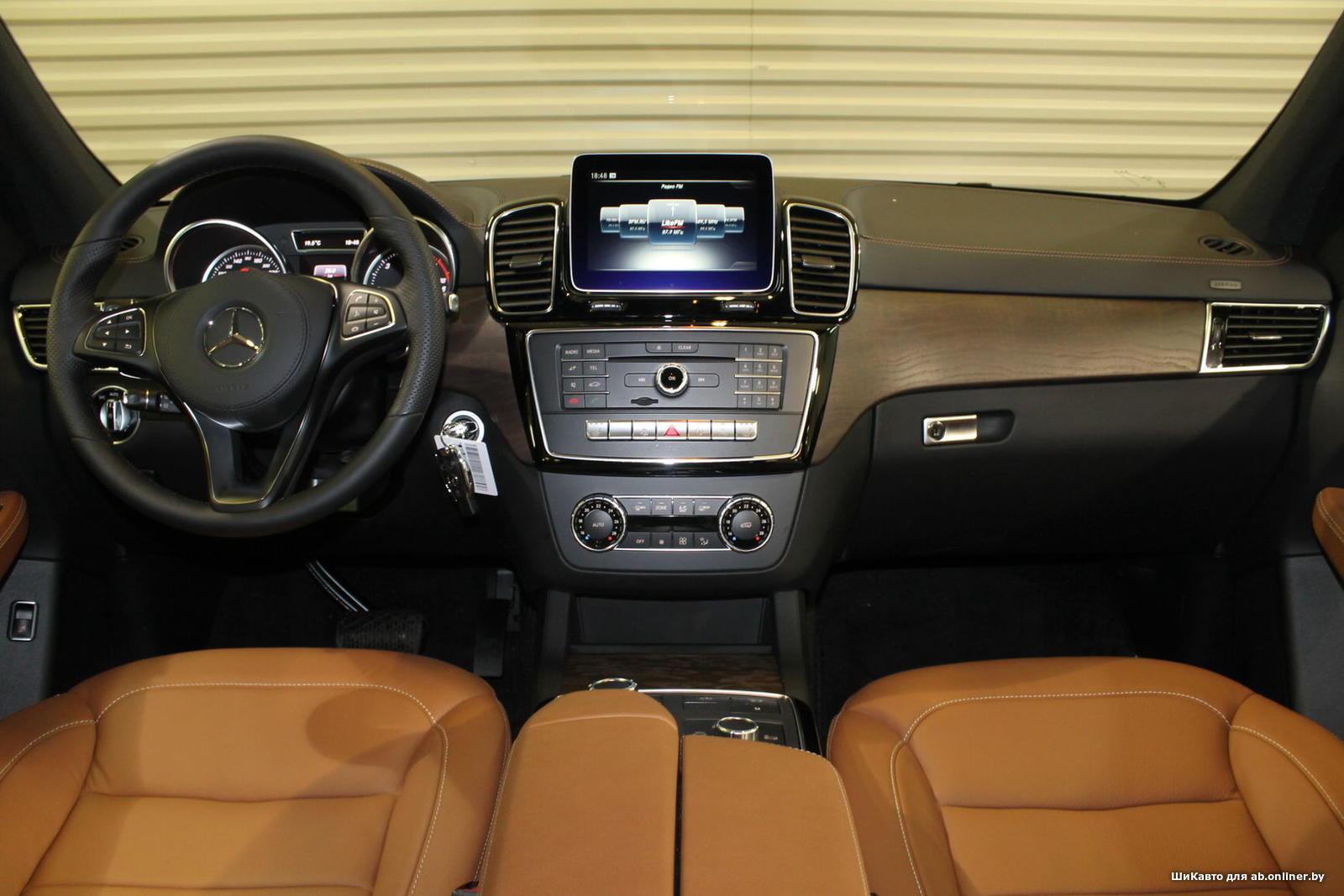 Mercedes GLS350 d 4MATIC Особая сери