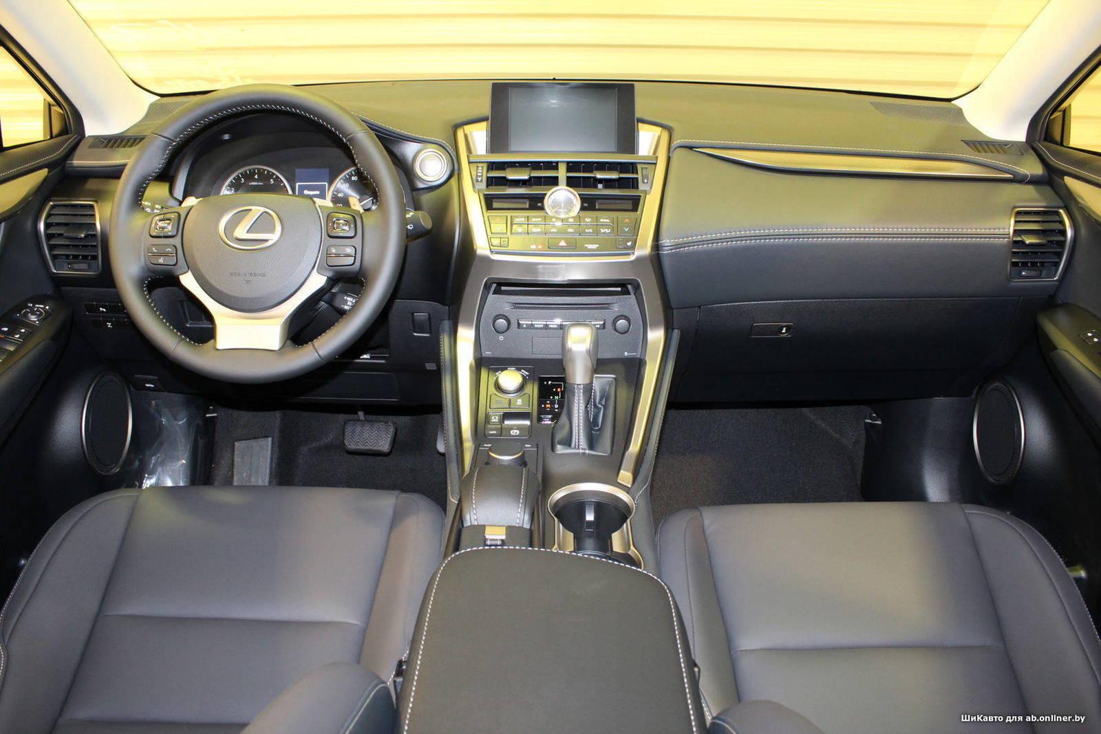 Lexus NX 200t AWD Progressive