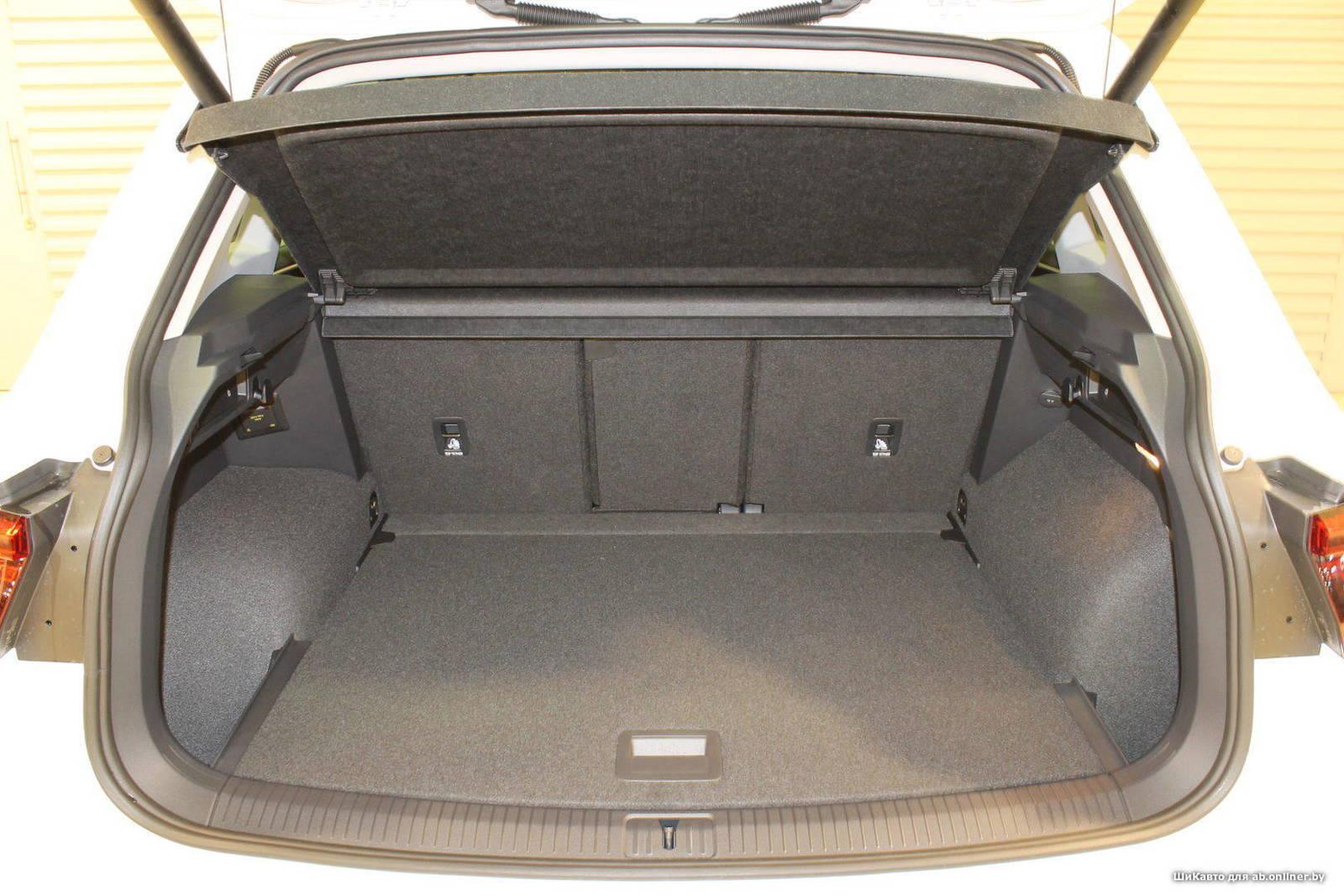 Volkswagen Tiguan II 1.4 MT 2WD