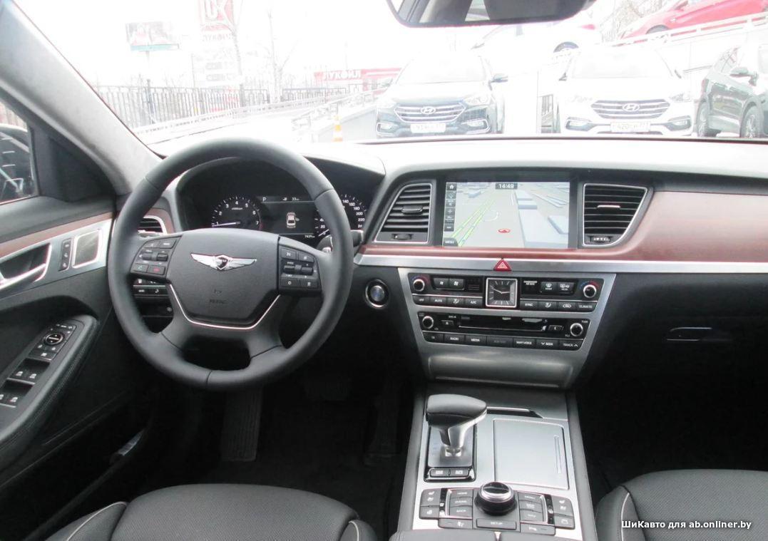 Genesis G80 2.0 LUXURY 8AT 4WD