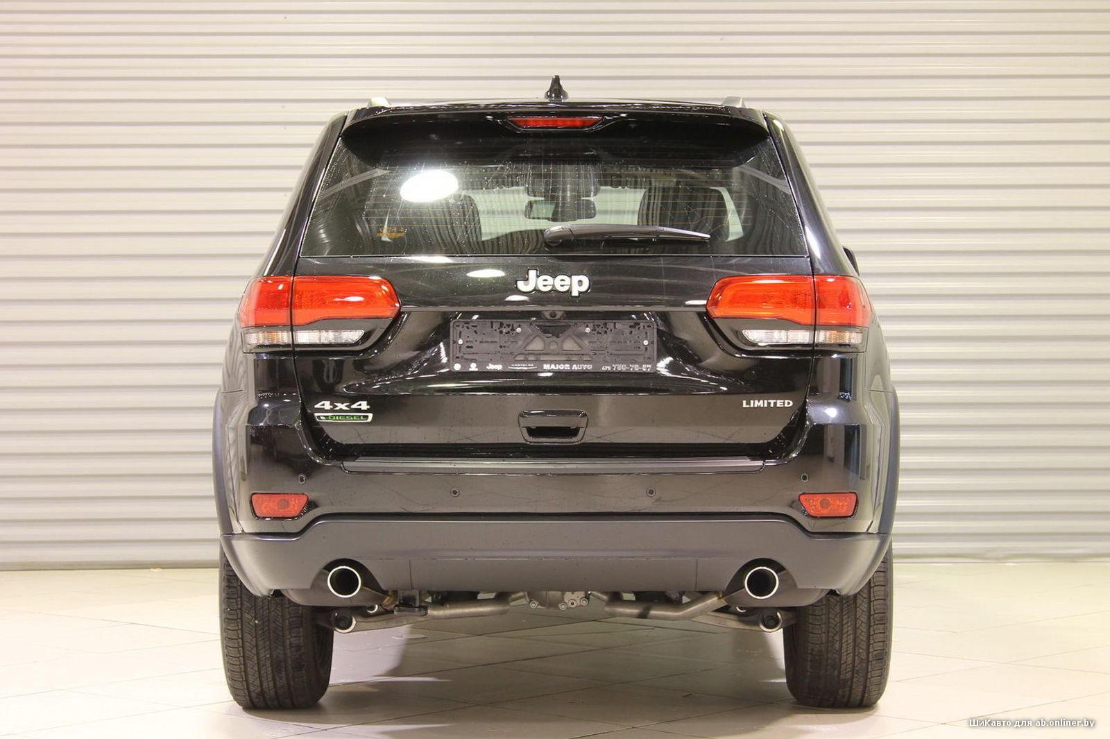 Jeep Grand Cherokee 3.0d
