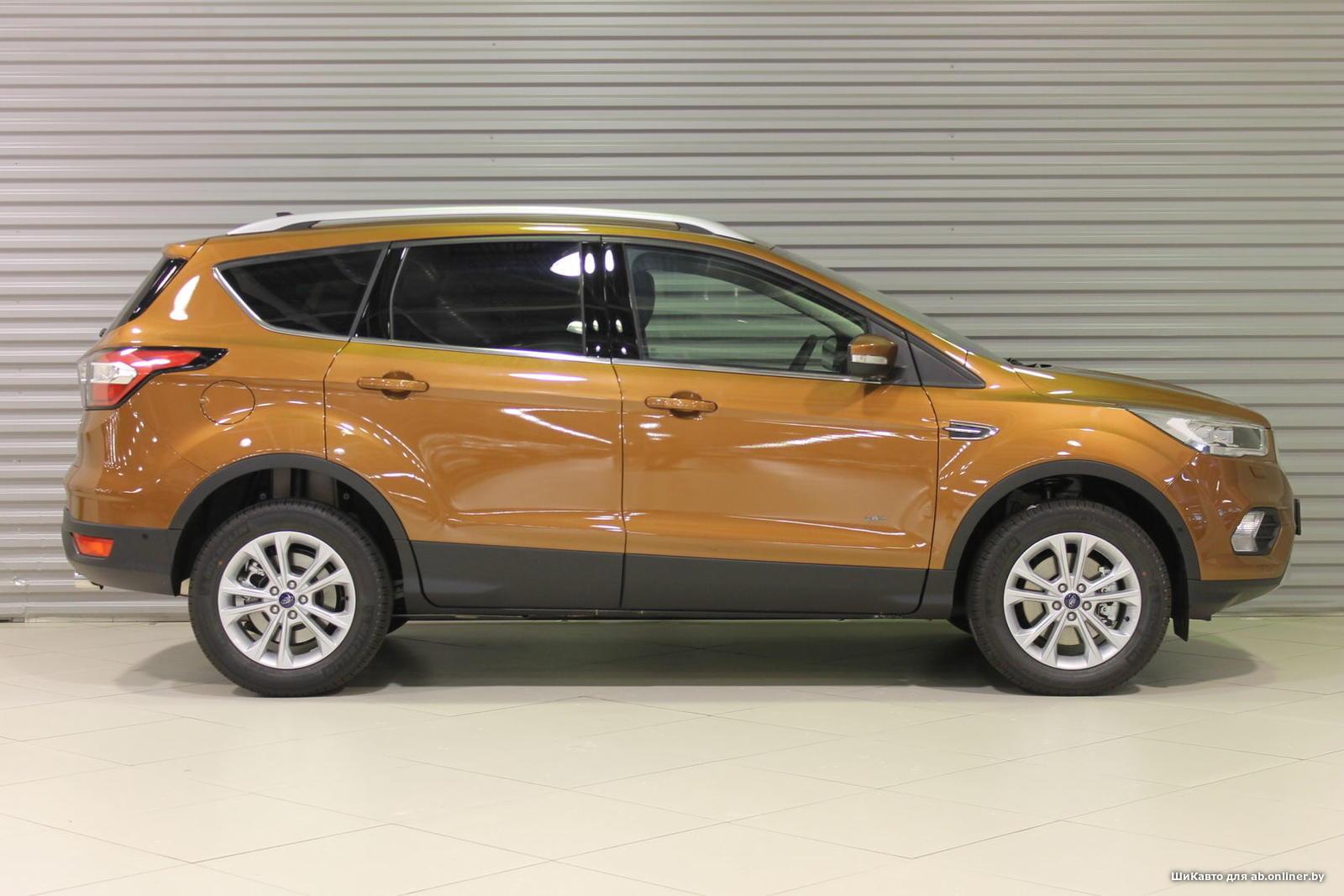 Ford Kuga TITANIUM 1.5 4WD