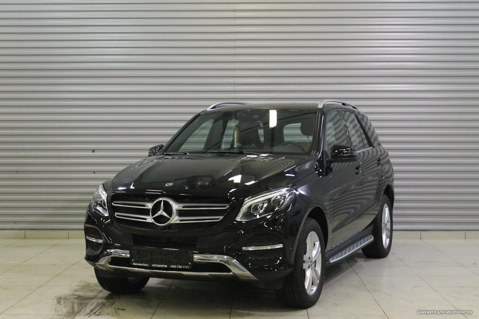 Mercedes GLE300 4MATIC Особая серия