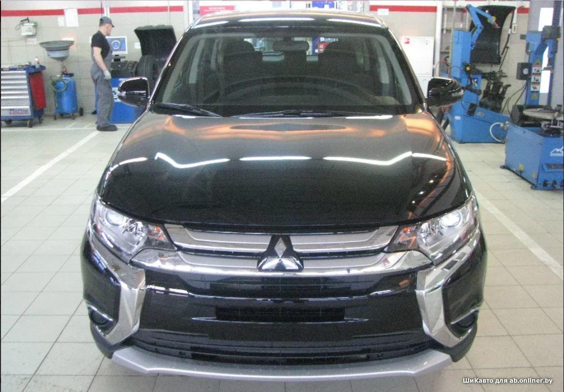 Mitsubishi Outlander III Instyle 2.0 4WD