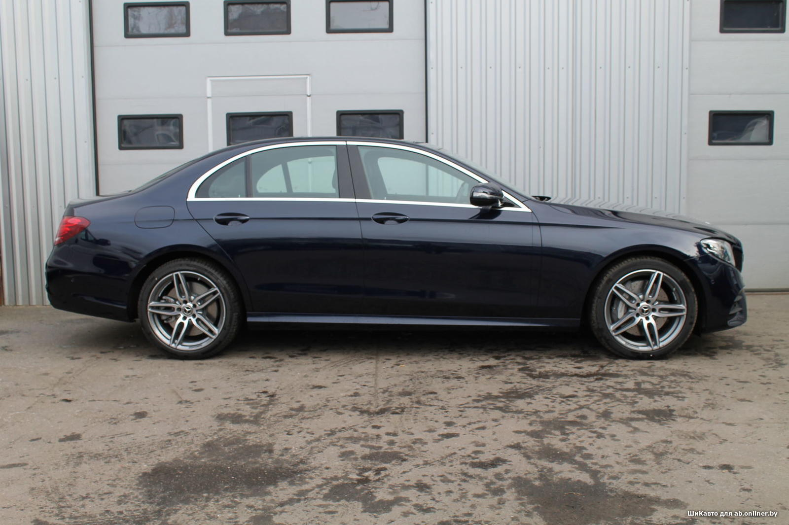 Mercedes E400 4MATIC Sport
