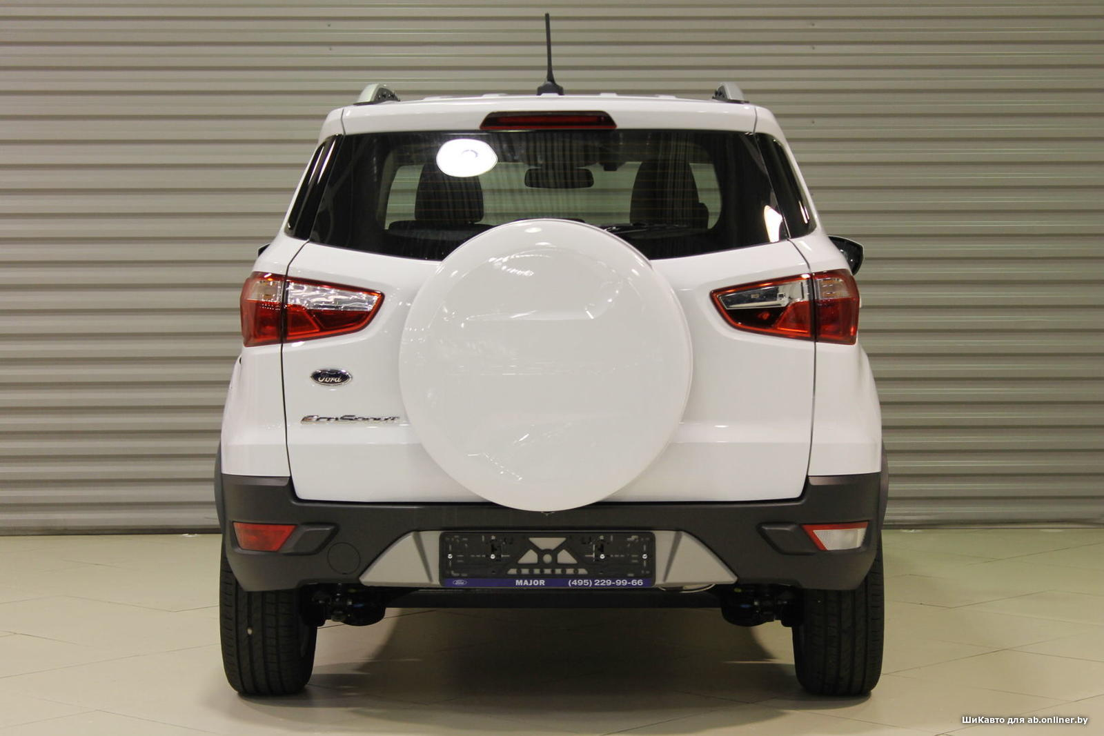 Ford EcoSport TREND PLUS 2.0 МКПП 4WD