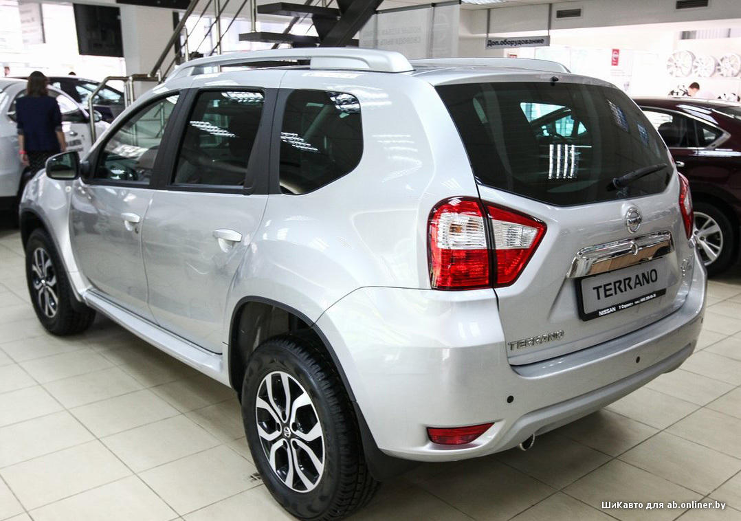 Nissan Terrano 4WD Comfort