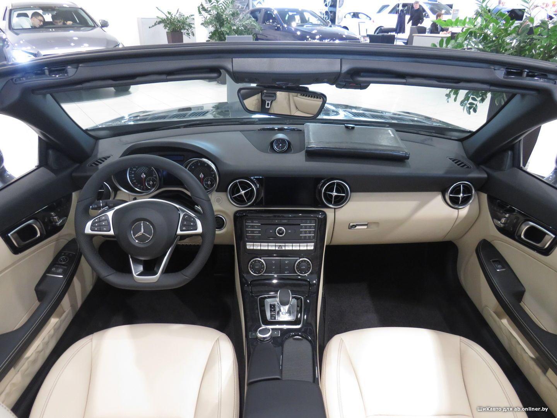 Mercedes SLC300 Особая серия