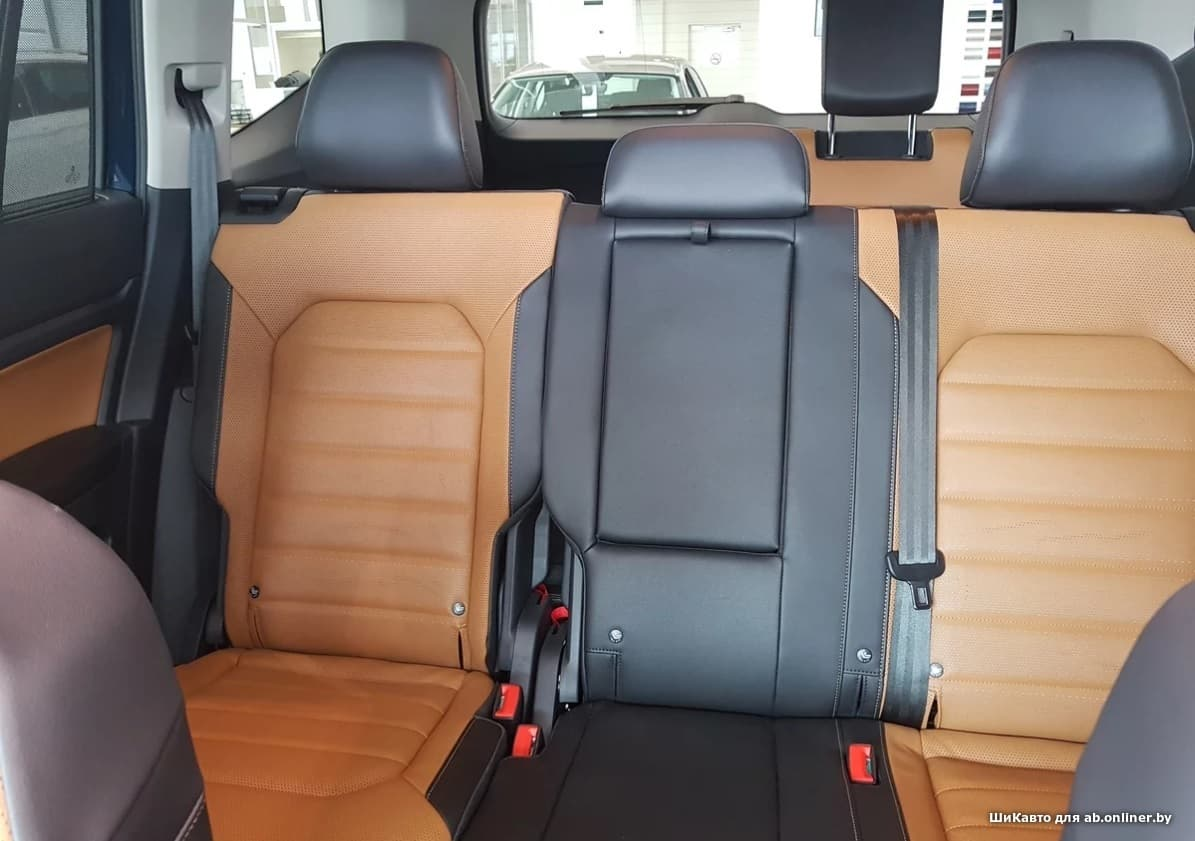 Volkswagen Teramont 3.6 VR6 FSI