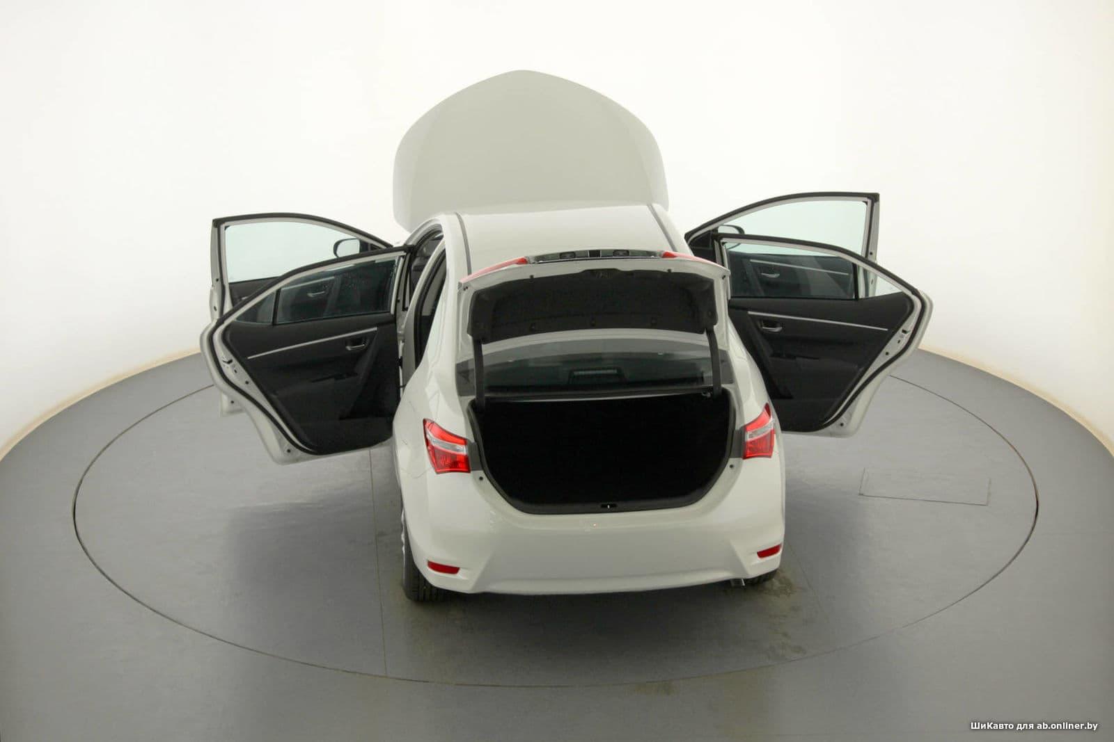 Toyota Corolla Стиль 1.6 CVT