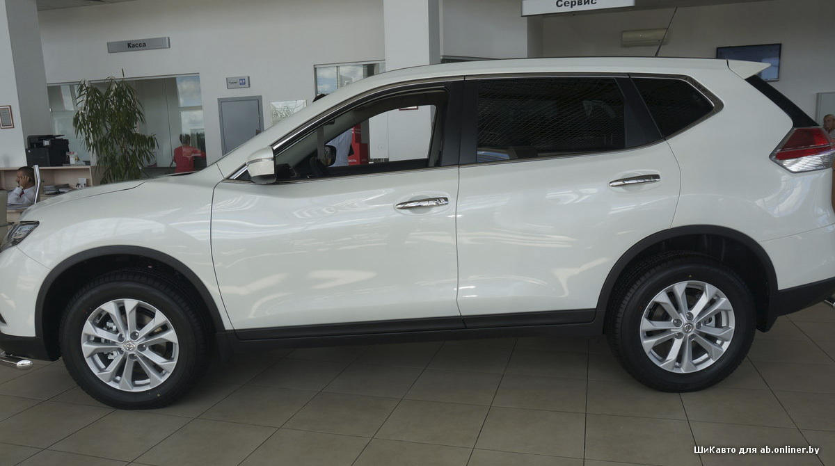 Nissan X-Trail SE 2.0 4WD