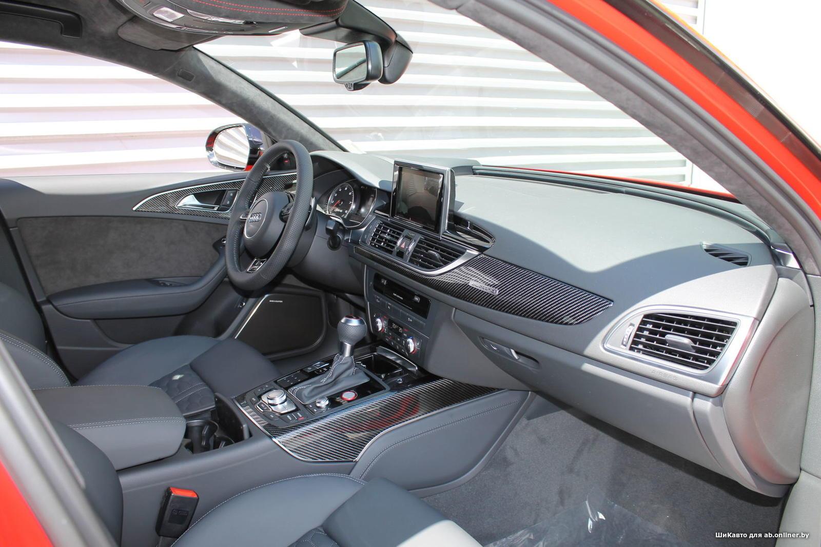 Audi RS6 Performance 4.0 AT quattro