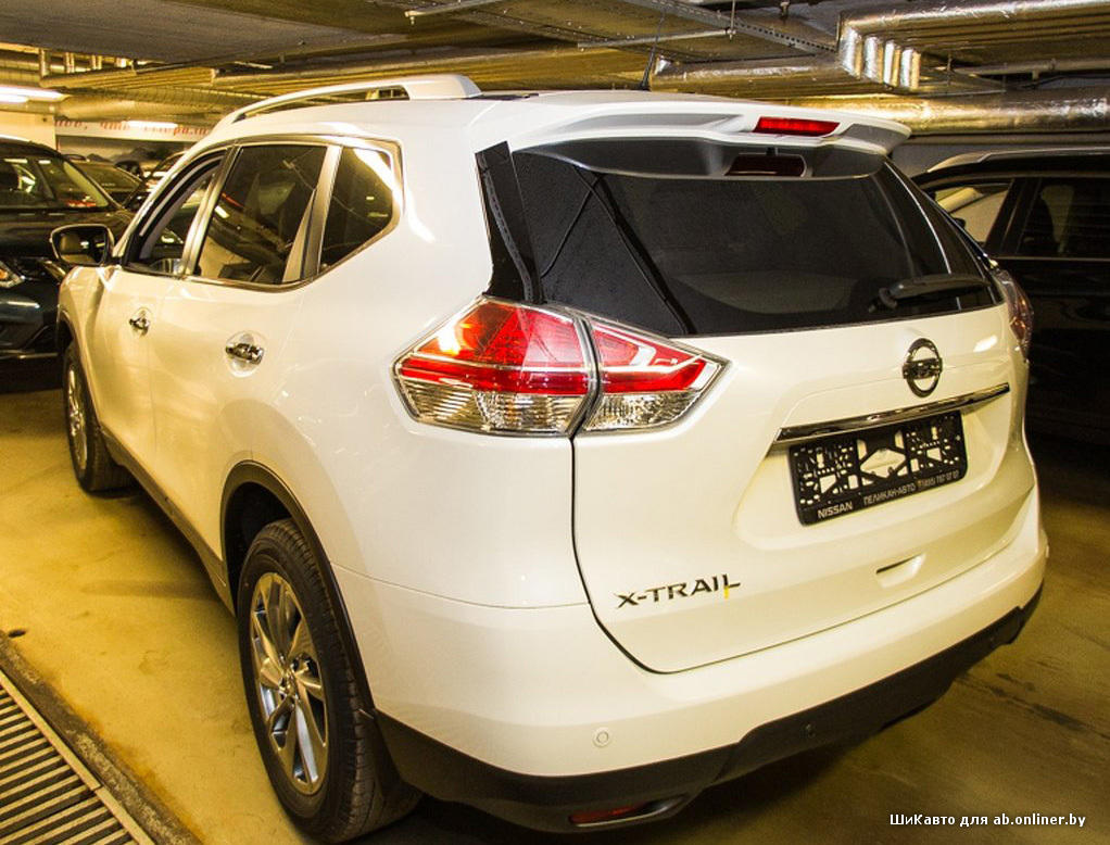 Nissan X-Trail SE 2.0