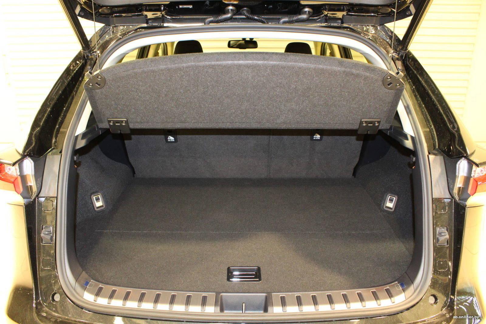 Lexus NX 200 Sport AWD