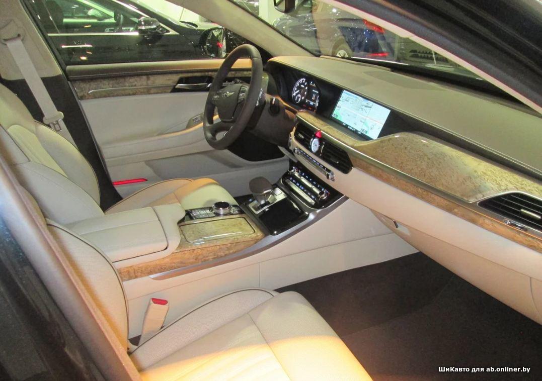 Genesis G90 3.8 ELITE 8AT 4WD