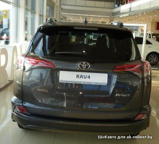 Toyota RAV4 IV Стандарт 2.0
