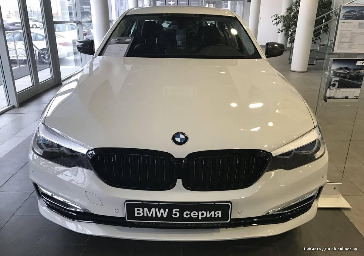 BMW 530 d NEW