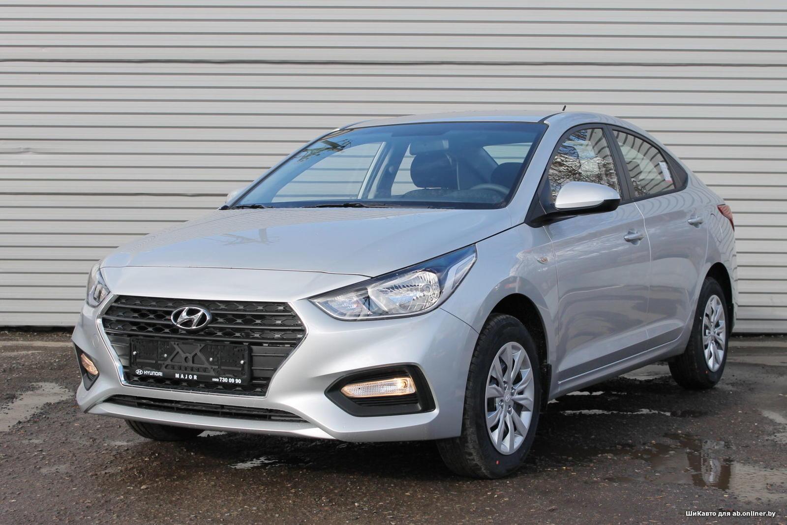 Hyundai Accent 1.4 Solaris