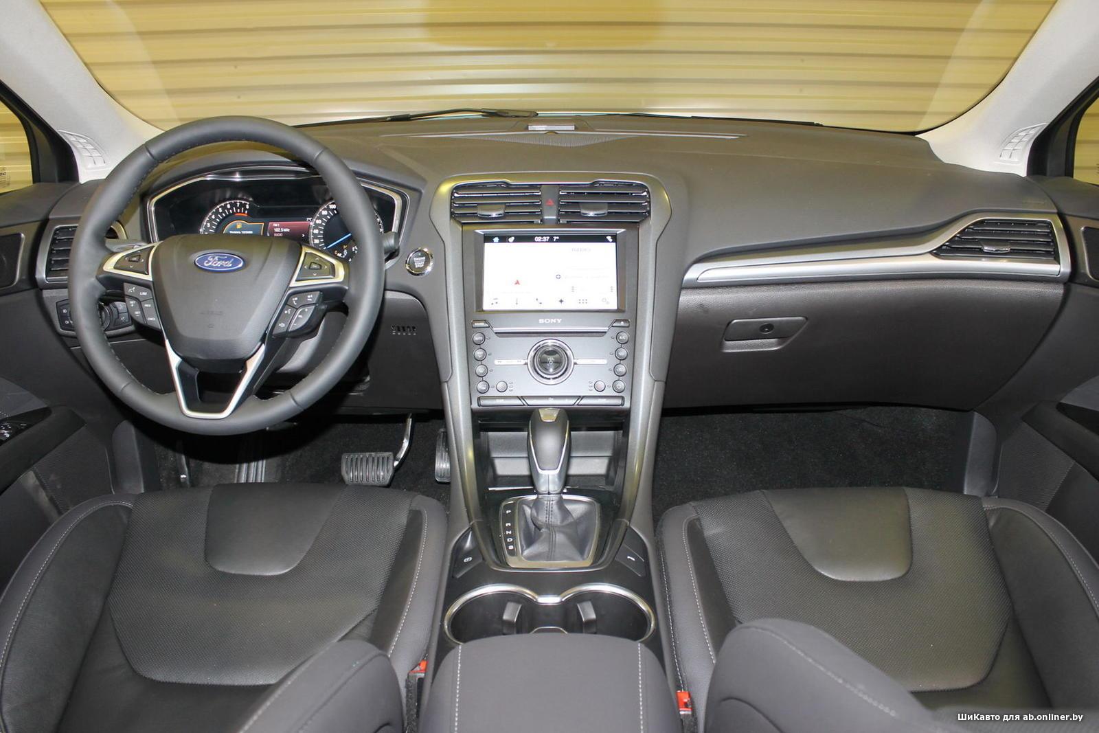 Ford Mondeo 2.0EcoBoost+ TITANIUM+