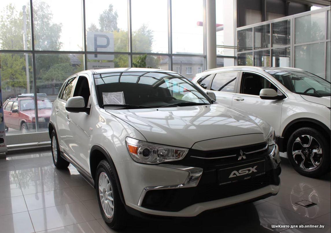 Mitsubishi ASX 1.6 Invite 2WD MT