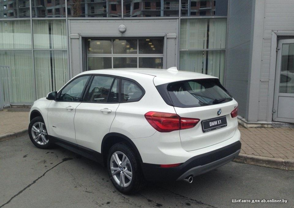 BMW X1 18i sDrive