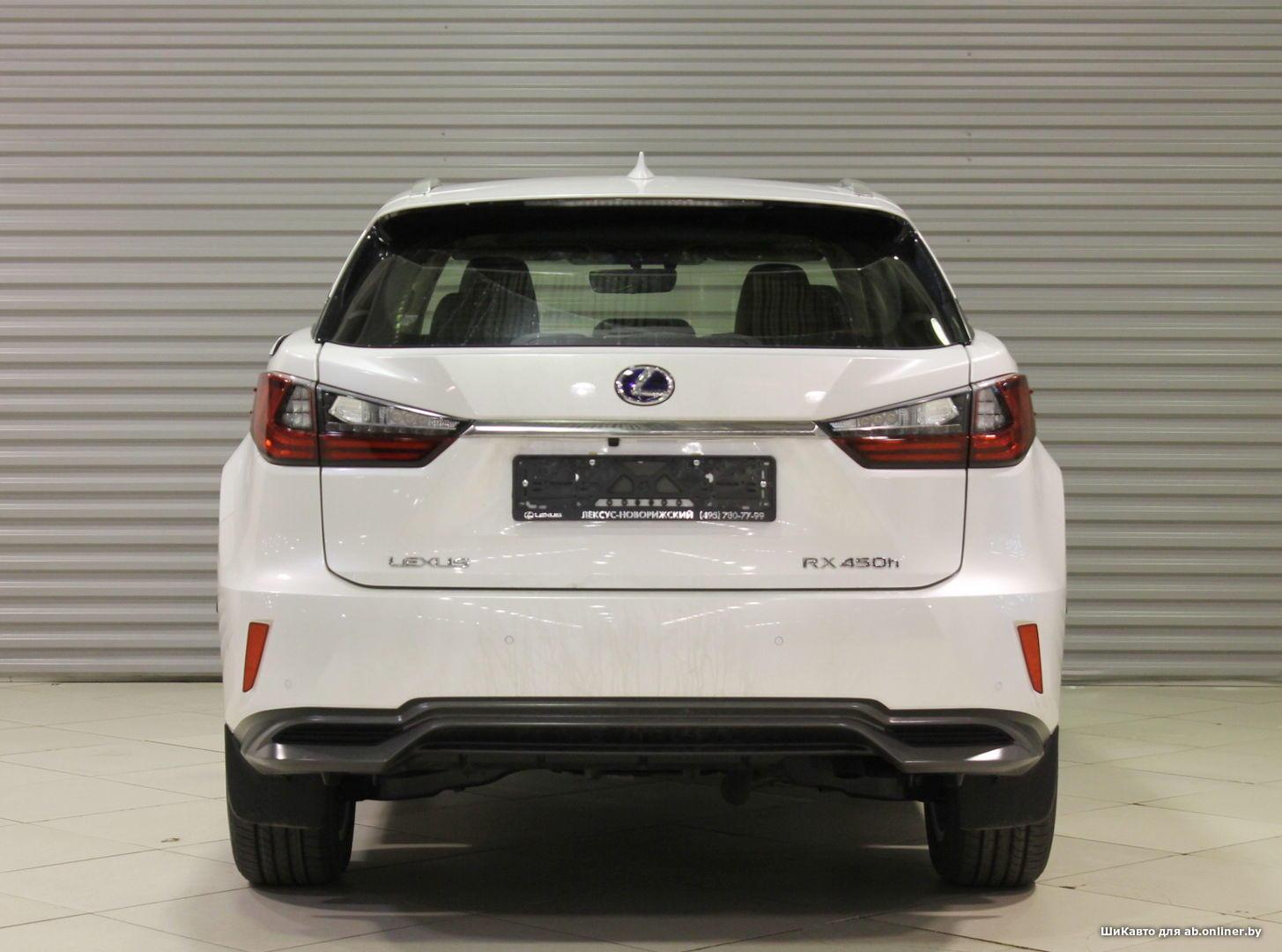 Lexus RX 450h Premium  AWD