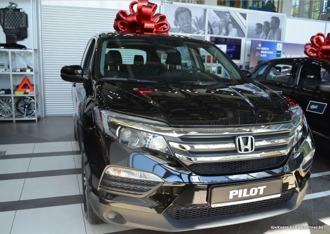 Honda Pilot 3.0 PREMIUM 6AT