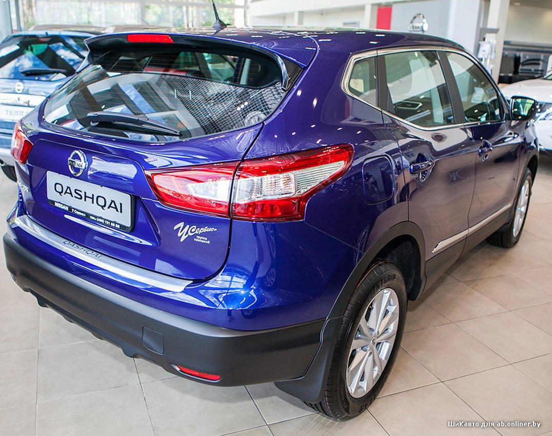 Nissan Qashqai SE 1.6d