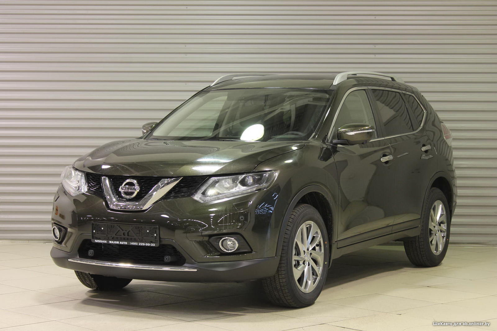 Nissan X-Trail 2.0 SE TOP 4WD