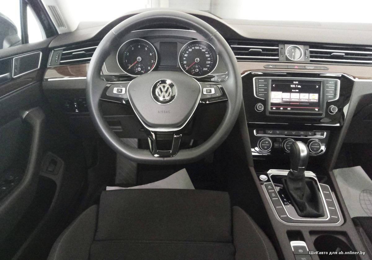 Volkswagen Passat B8 1.8