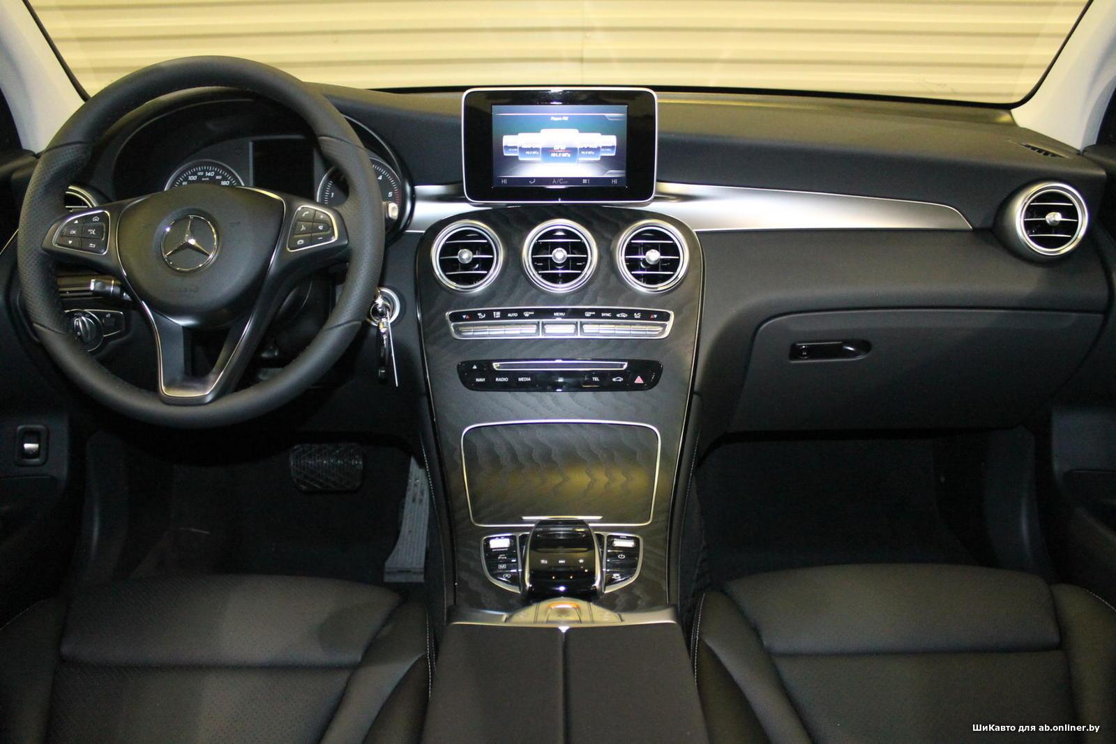 Mercedes GLC250 d 4MATIC Особая сери