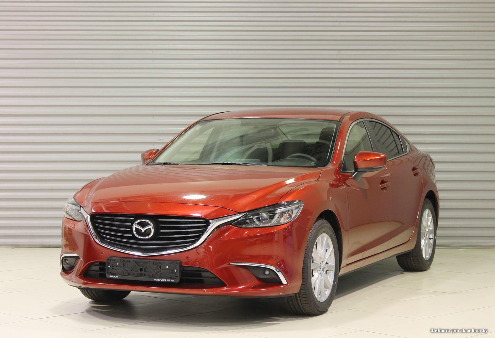 Mazda 6 2.5 Supreme Plus