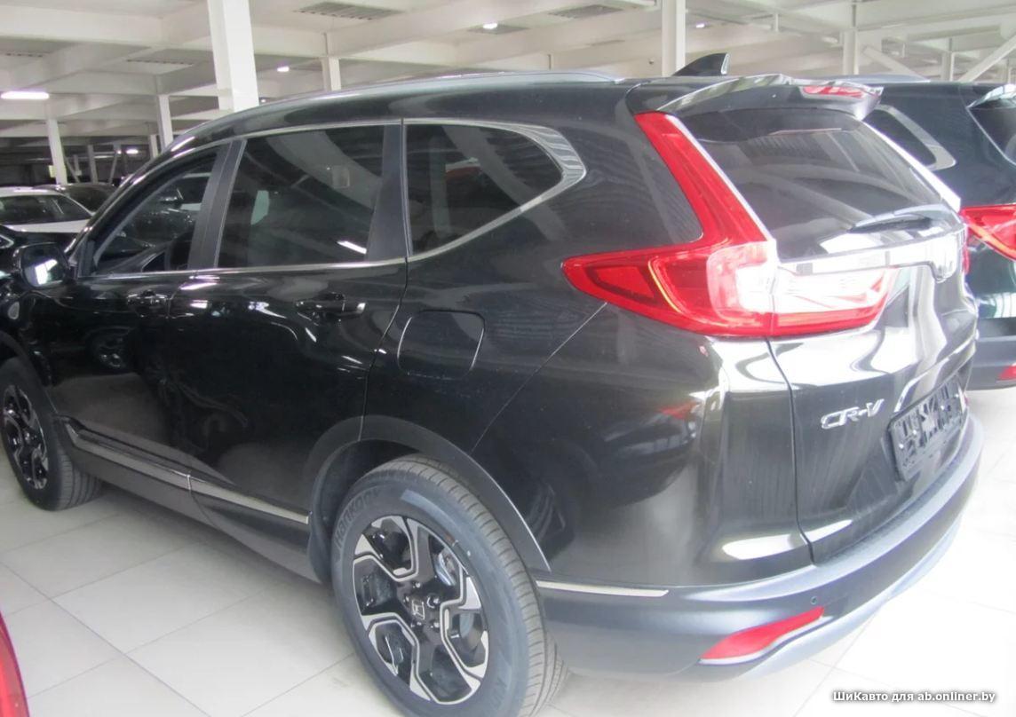 Honda CR-V V 2.4 PRESTIGE CVT