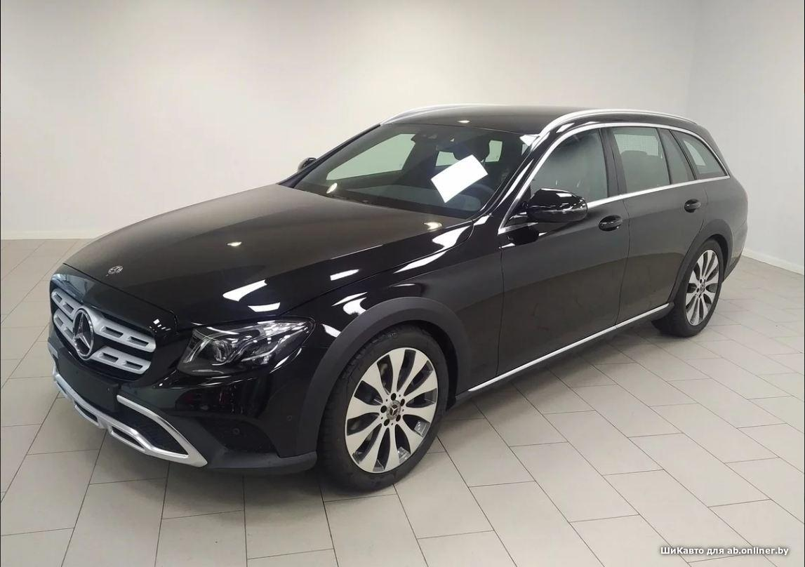 Mercedes E220 d 4MATIC All-Terrain