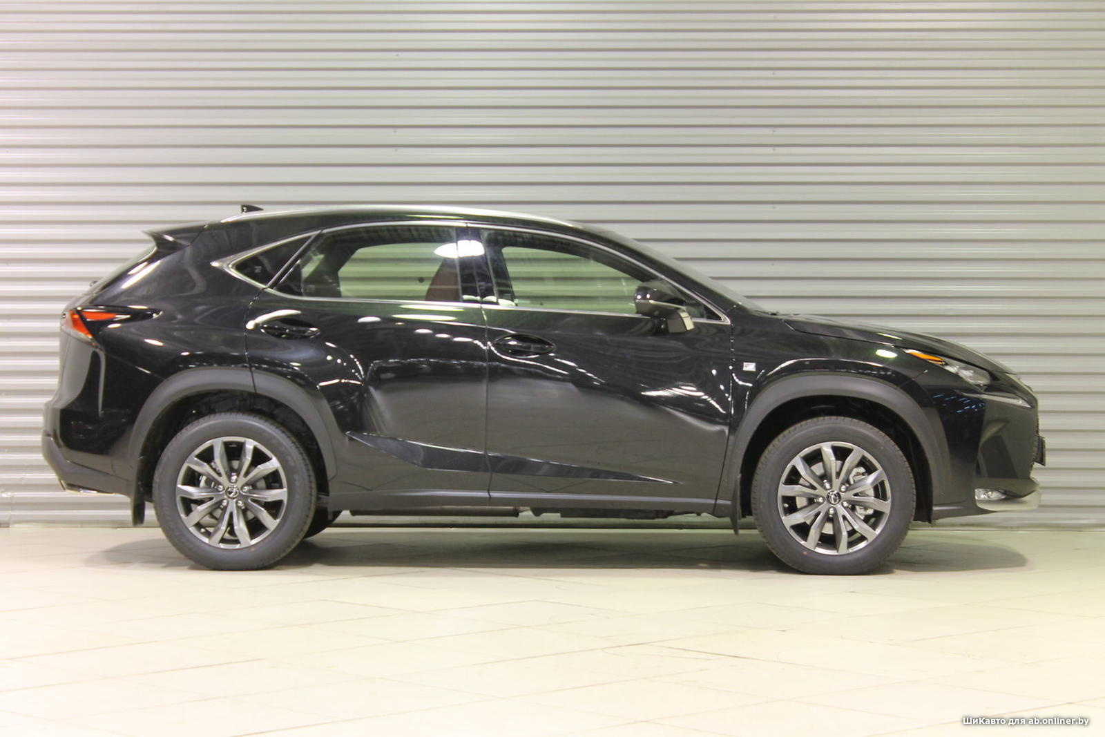 Lexus NX 200t AWD F SPORT Luxury