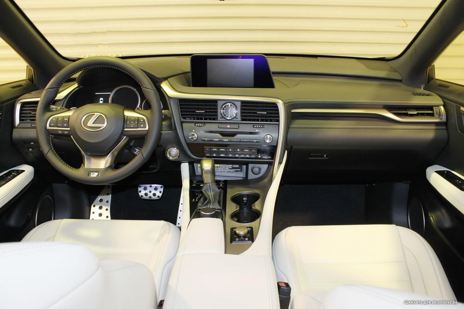 Lexus RX 300t F-SPORT Executive AWD