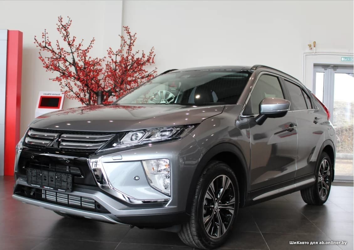 Mitsubishi Eclipse Cross Ultimate 4WD