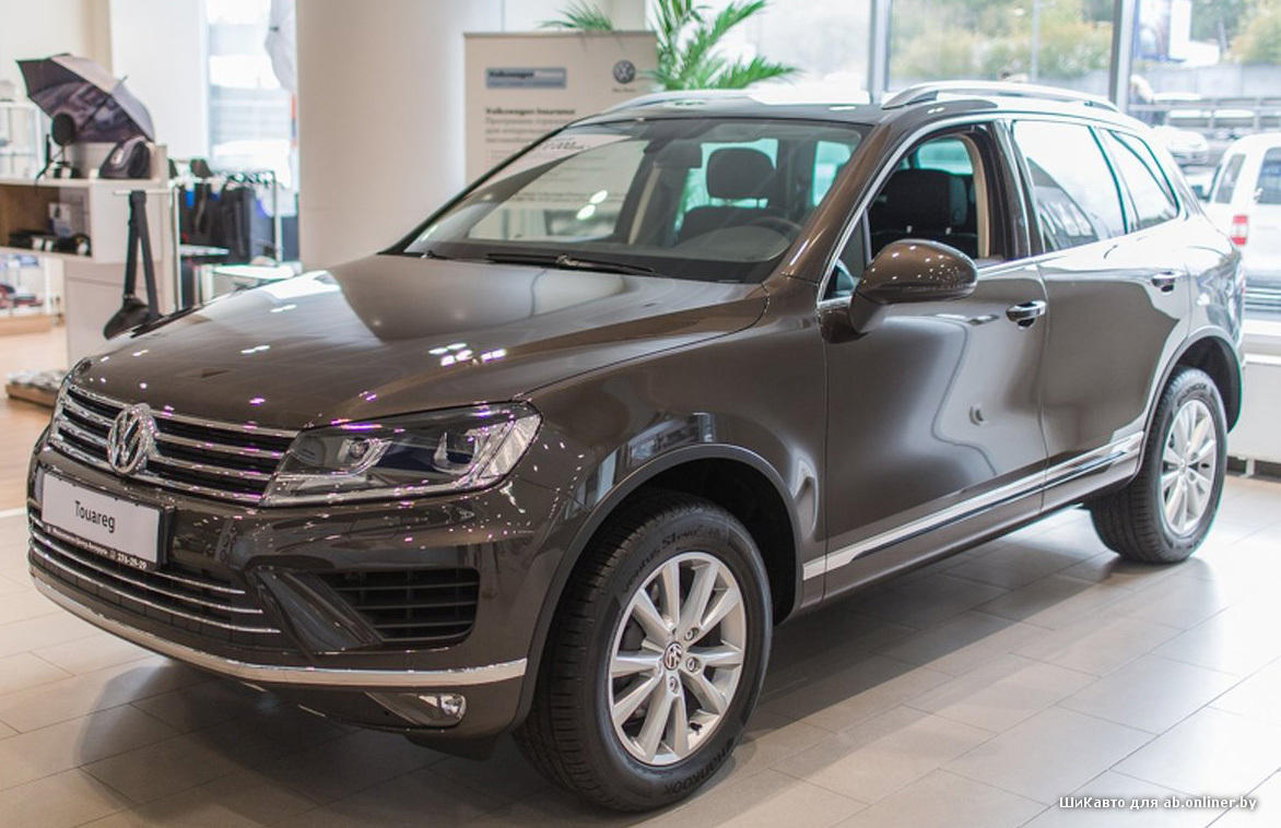 Volkswagen Touareg Business V6 3,0 4XMOTION