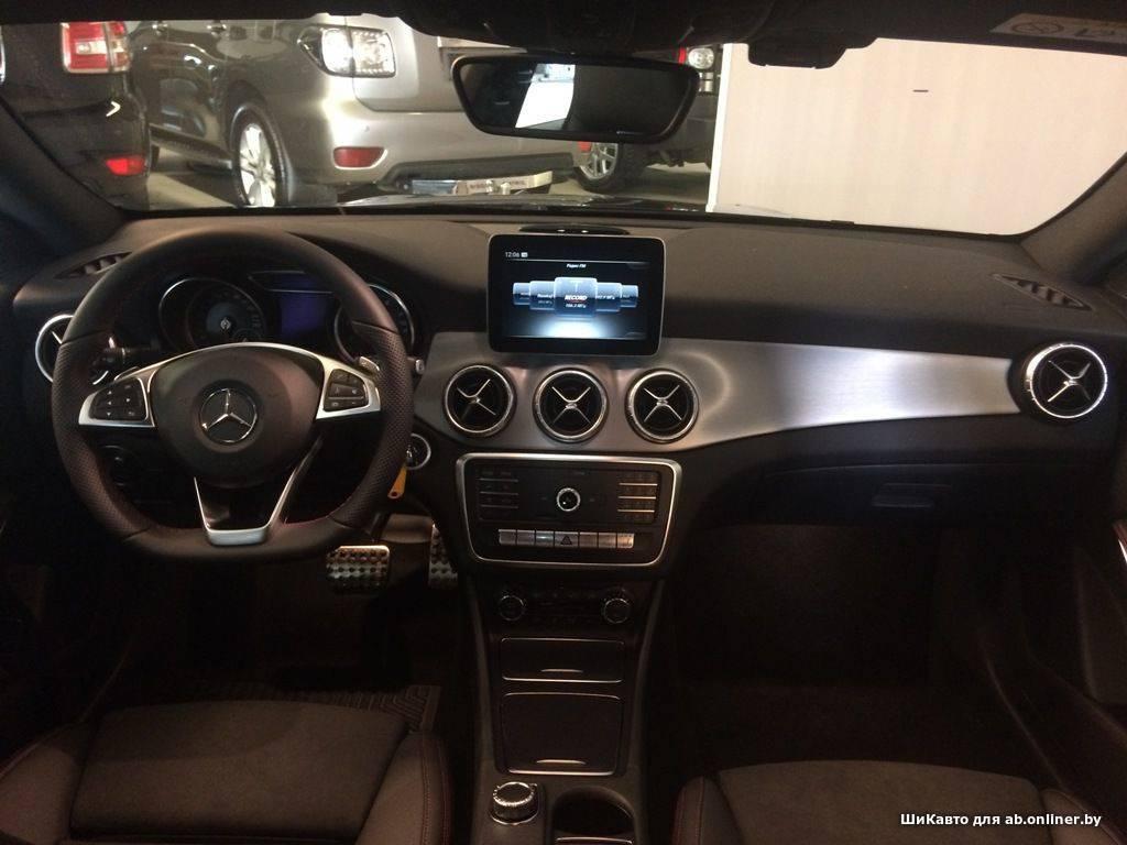 Mercedes-Benz CLA200 Sport