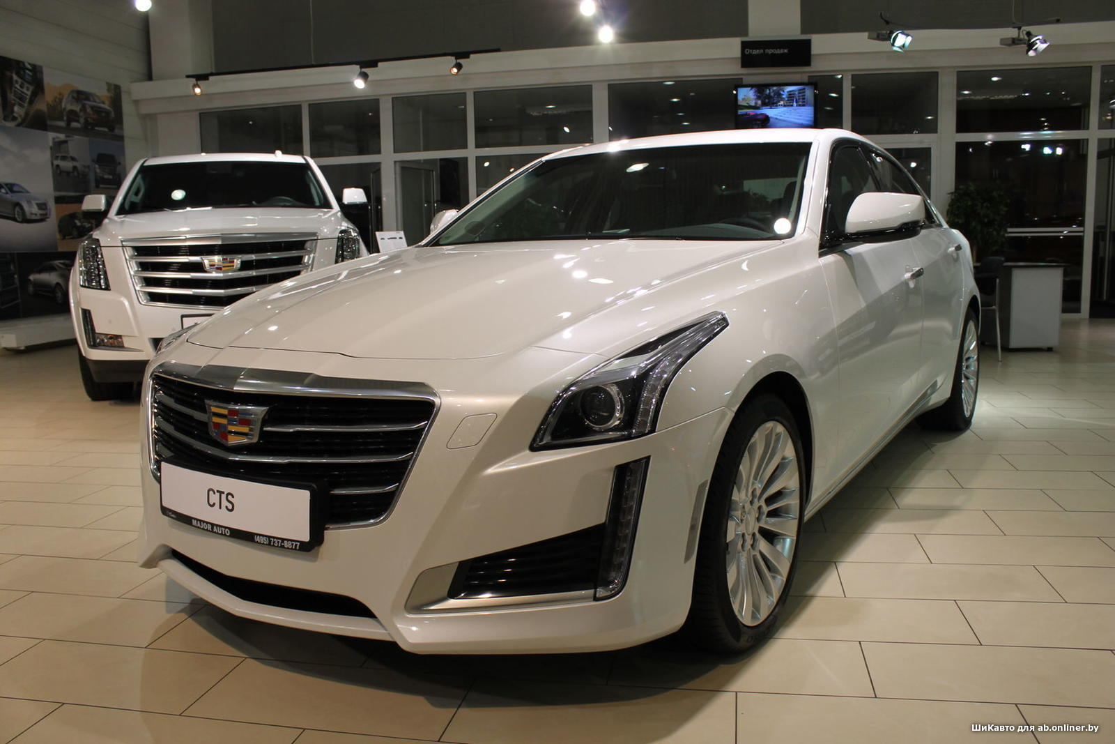 Cadillac CTS 2.0t 4WD PERFORMANCE
