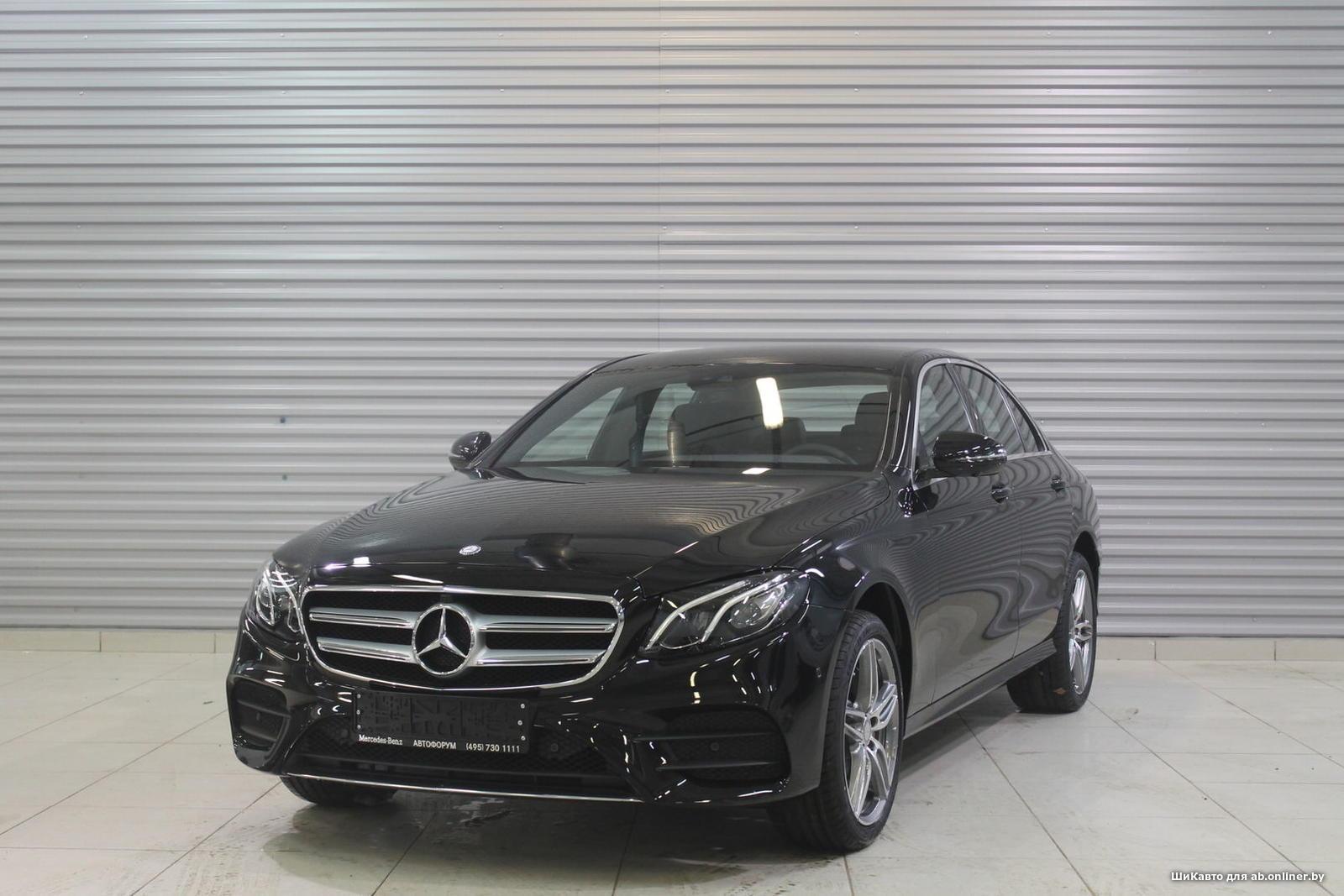 Mercedes-Benz E220 d Exclusive 4MATIC