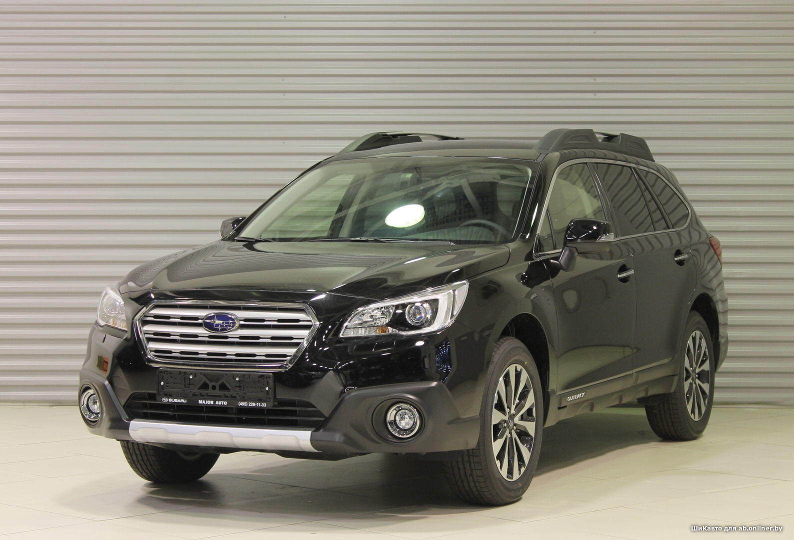 Subaru Outback 2.5i-S PREMIUM (ZW)