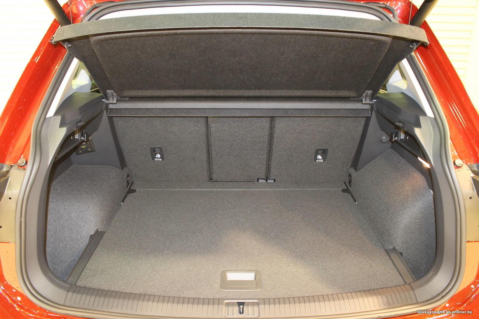 Volkswagen Tiguan II 1.4 AT 4MOTION