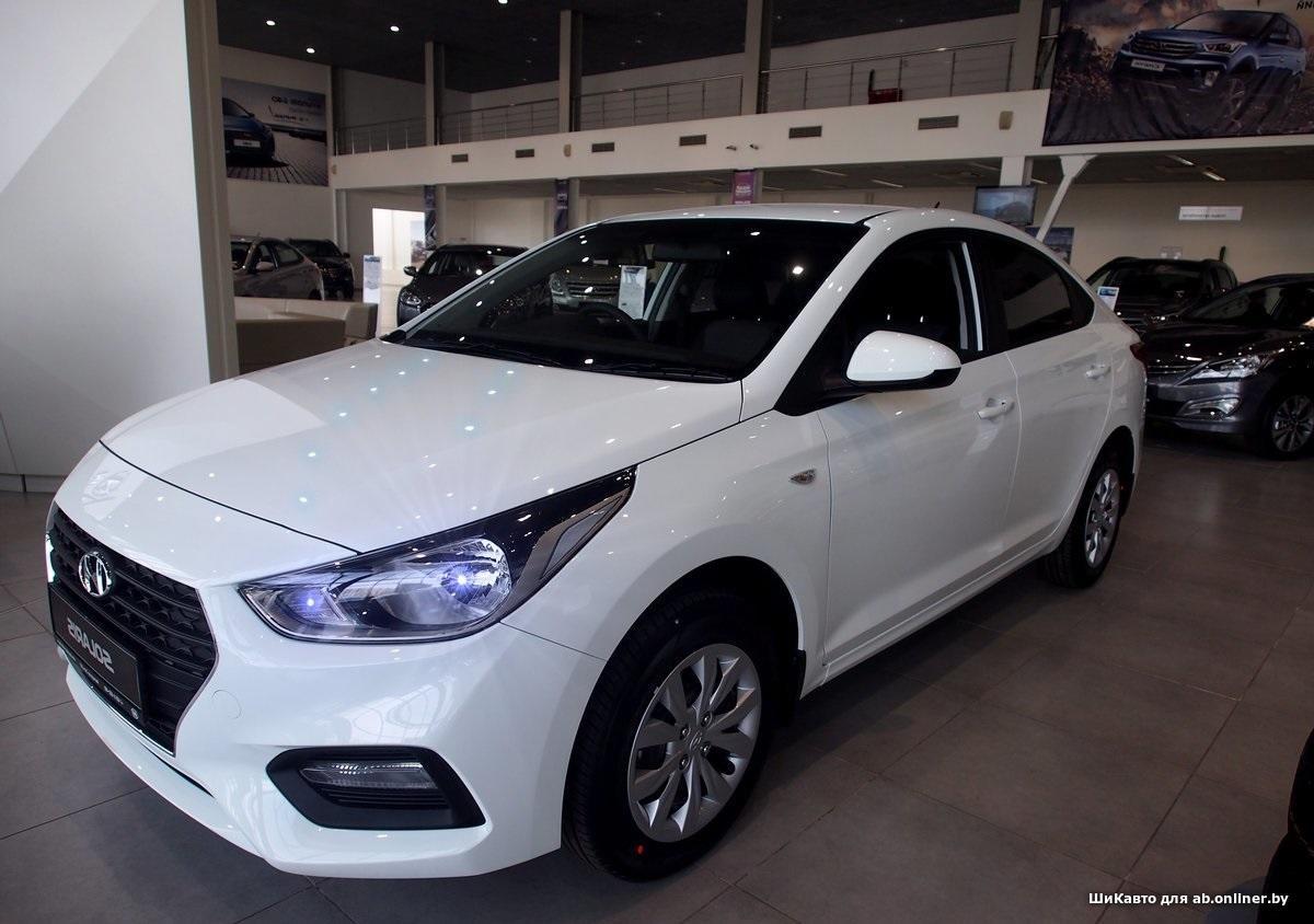 Hyundai Solaris 1.4 MT