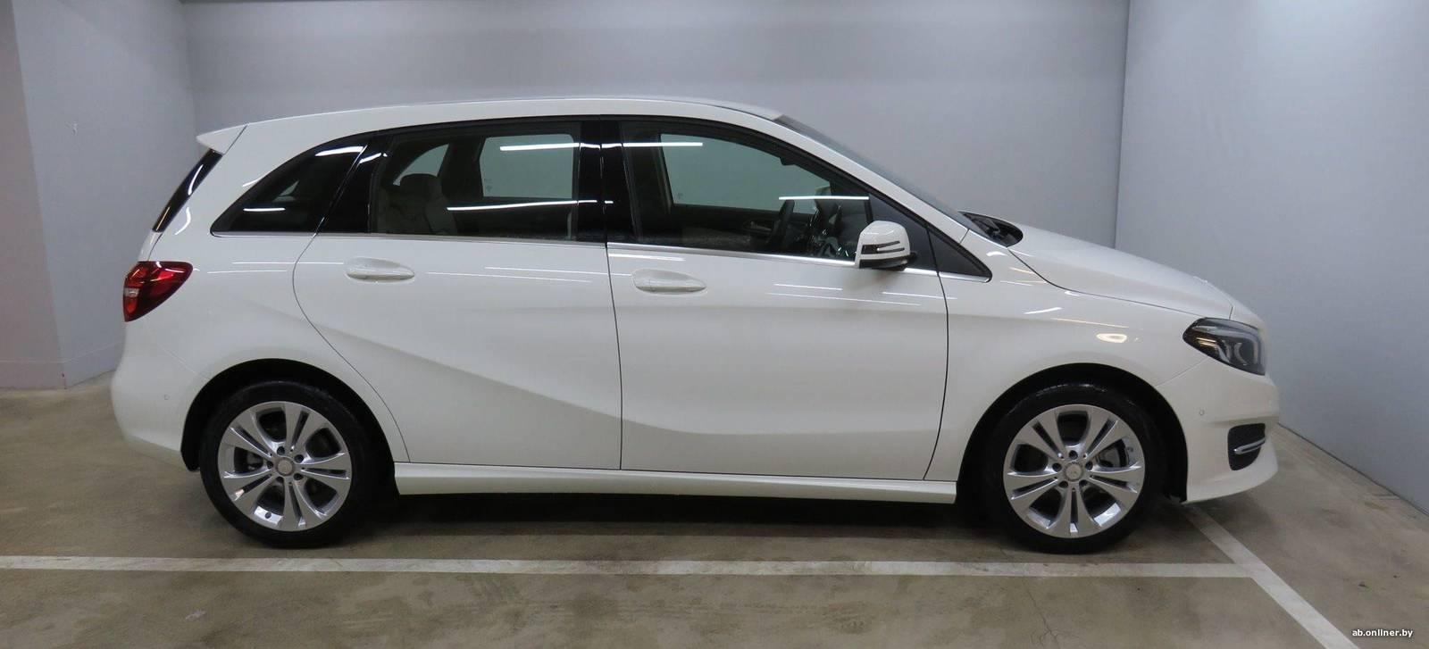 Mercedes B180 Особая серия