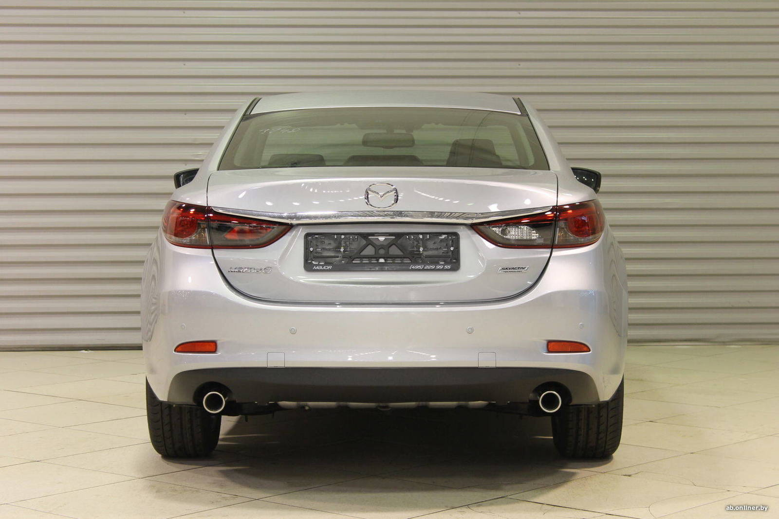Mazda 6 2.5 Active