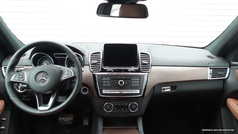 Mercedes GLS400 4MATIC Особая серия
