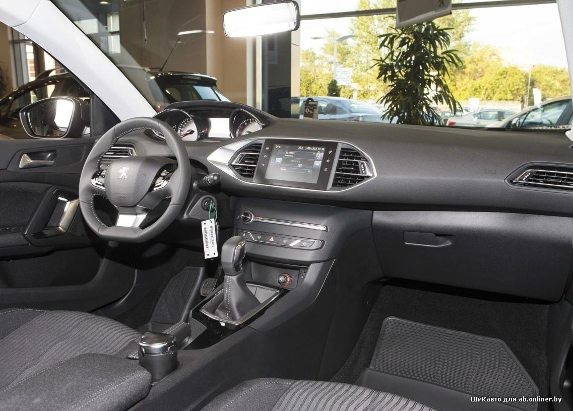 Peugeot 308 1.6 MT
